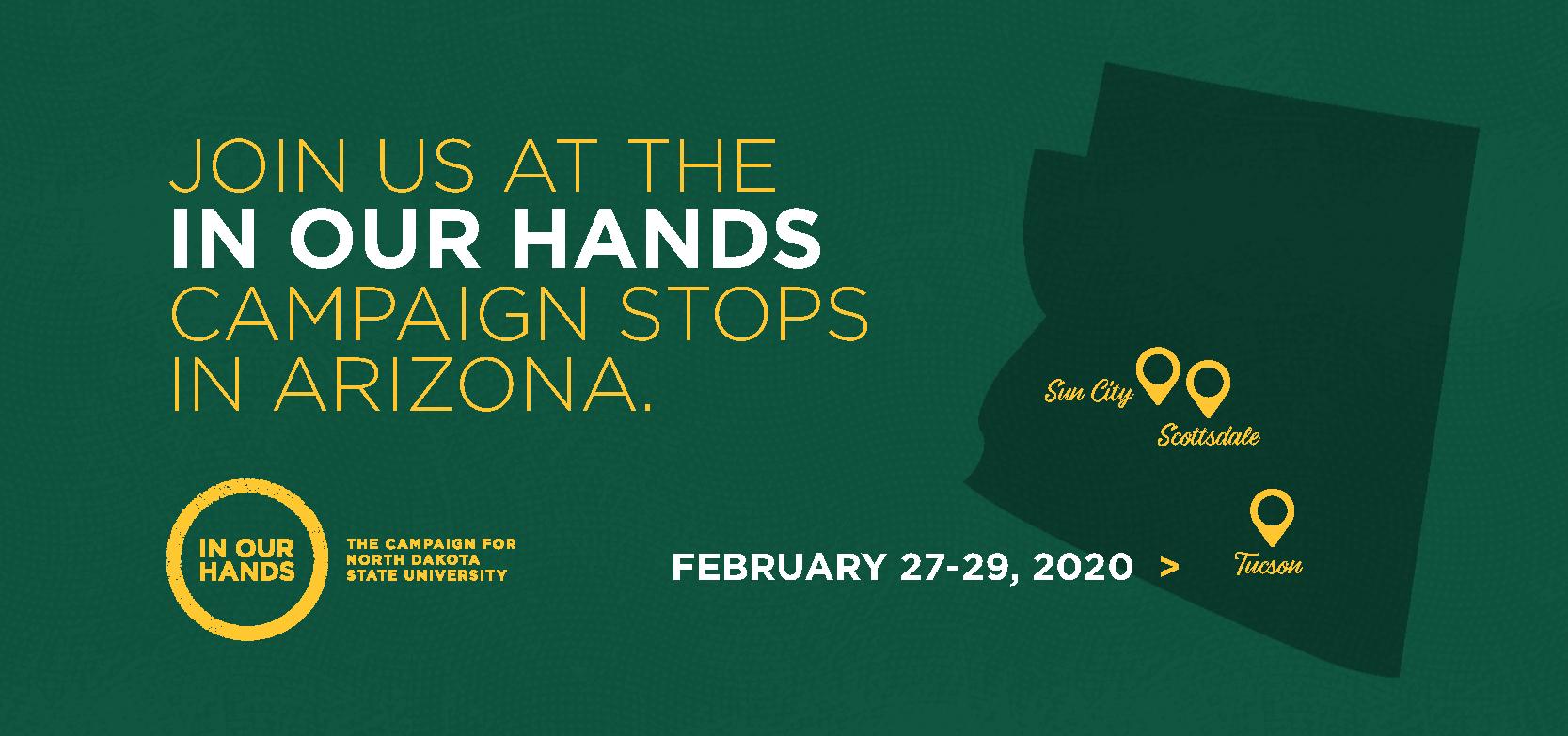 Arizona 2020 Events