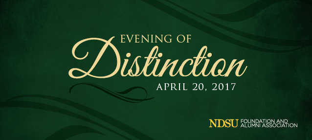 Evening of Distinction - April 20, 2017 Web Banner