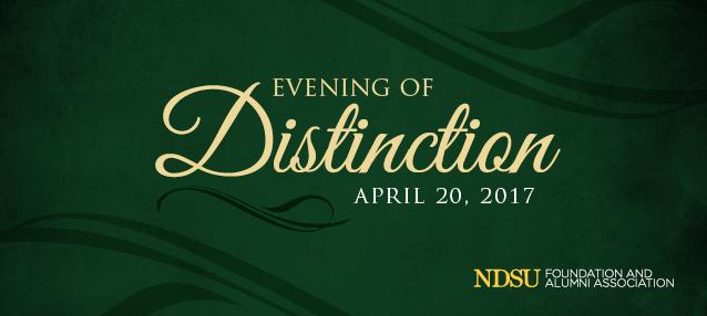 Evening of Distinction - April 20, 2017 Web Banner