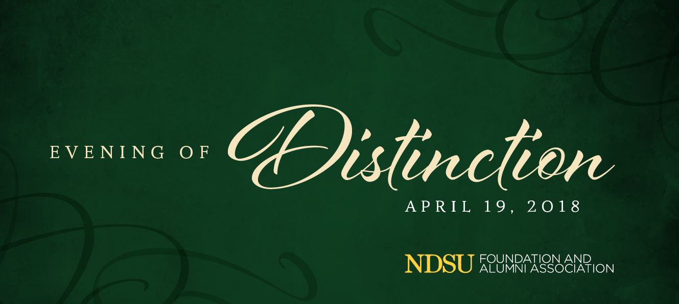 Evening of Distinction - April 19, 2018 at the Holiday Inn, Fargo