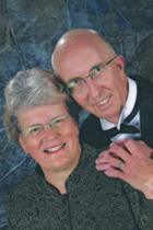 Fred and Linda Paavola