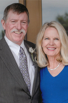 Keith and Cathy Peltier