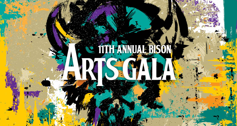 2017 BisonArts Gala Web Banner