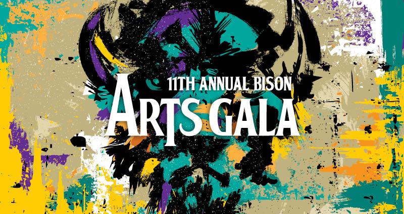 2017 BisonArts Gala Web Banner