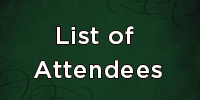 List of Attendees Button