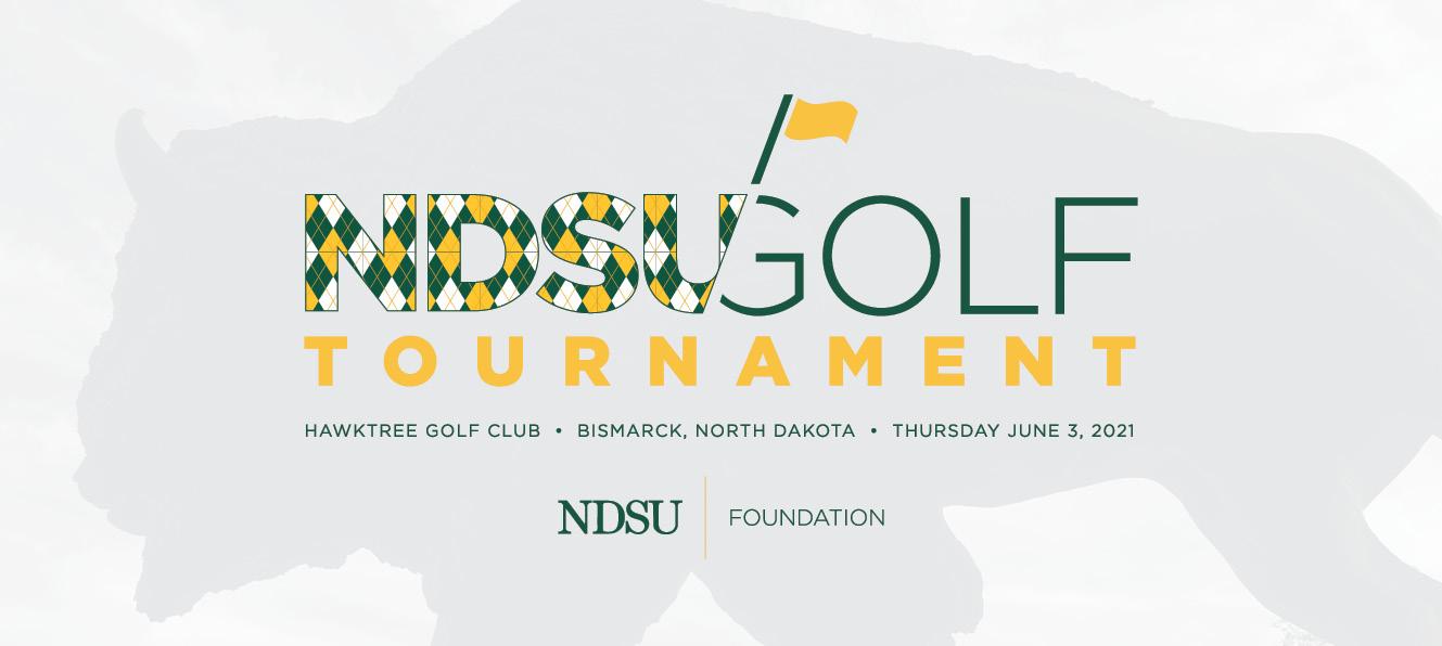 NDSU Golf Tournament | Hawktree Golf Club | Bismarck, North Dakota | Thursday, June 3, 2021
