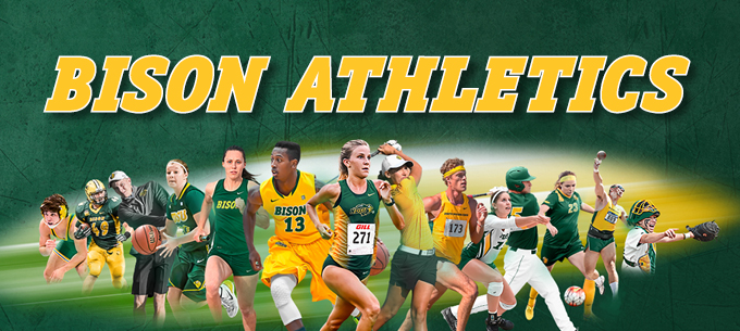 Bison Athletics - Photos of various athletes