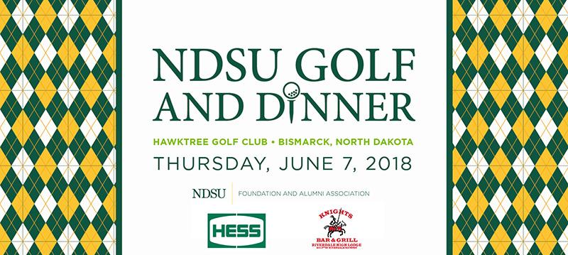 2018 Bismarck Golf and Dinner - June 7, 2018 - Bismarck, ND - HESS and Knights Bar Sponsors