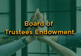 Board of Trustees Endowment Button