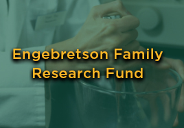 Engebretson Family Research Fund Button