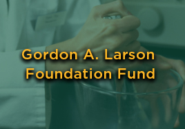Gordon A. Larson Foundation Fund button