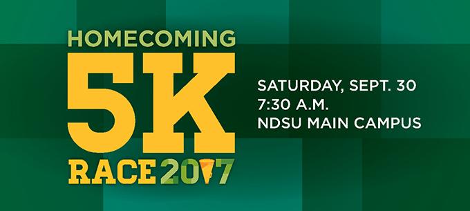 2017 5K Homecoming Race