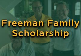 Freeman Family Scholarship Button