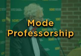 Mode Professorship Button