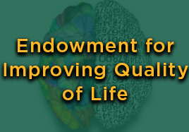 Endowment for Improving Quality of Life Link button
