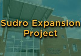 Sudro Expansion Project Button