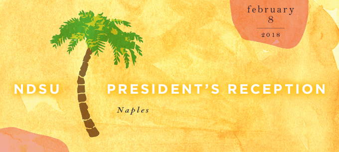 Presidents Reception in Florida 2018 Web Banner