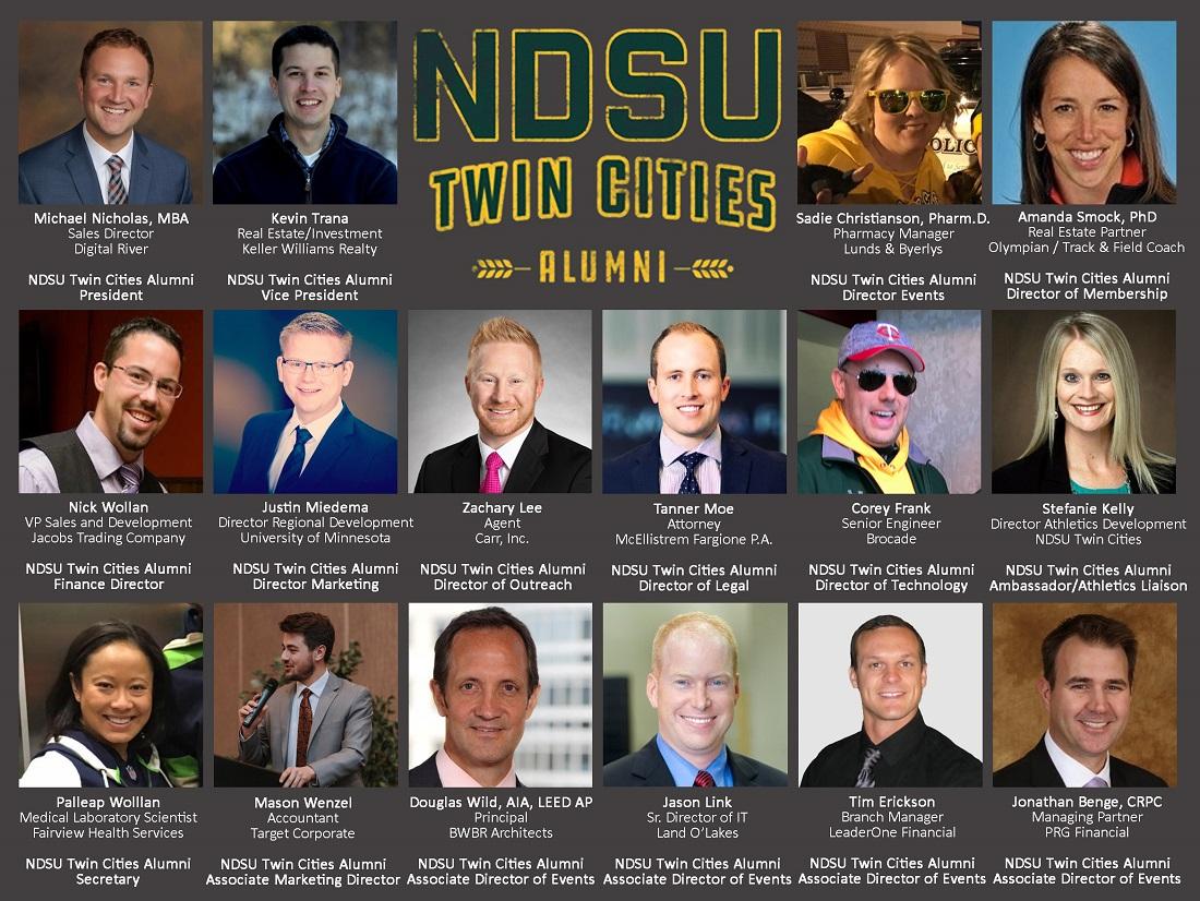 Twin Cities Alumni - Volunteers - March 2020