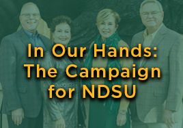 In Our Hands: The Campaign for NDSU