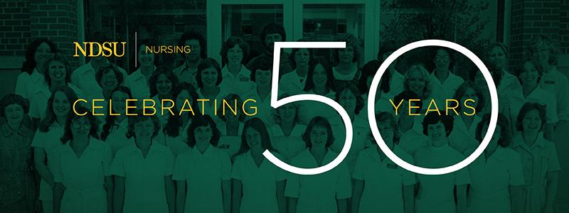 NDSU Nursing 50 yr