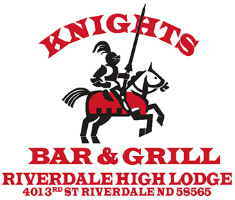 Knights Bar and Grill Logo