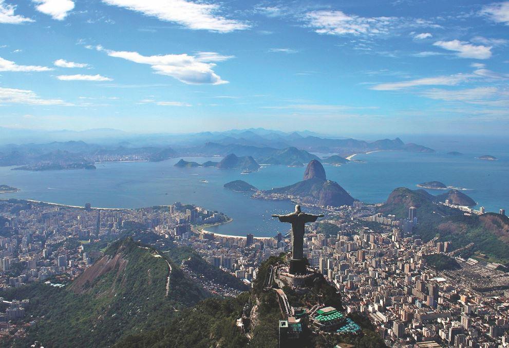 Brazilian Spotlight, Buenos Aires-Rio de Janeiro
