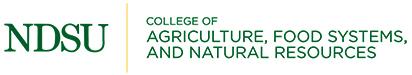 NDSU College of Ag Logo